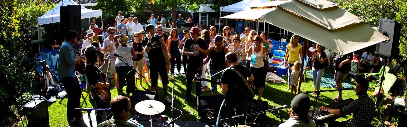 bertani backyard benefit concert